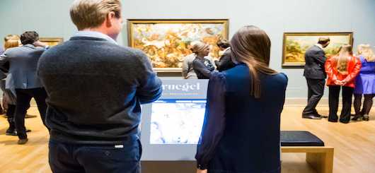 Bruegel Virtual exhibition